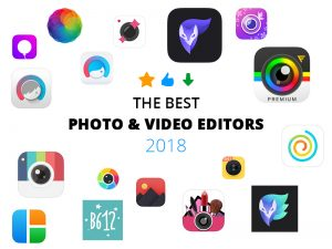 Apps like Kirakira+ Photo & Video Editors Online - 2018